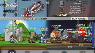 HEROIC BATTLE GAME LEVEL 40-62 WALKTHROUGH