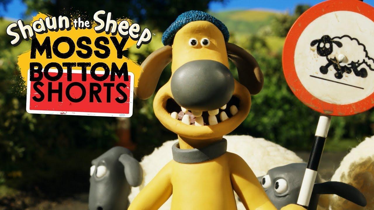 Trả đũa | Mossy Bottom Shorts | Những Chú Cừu Thông Minh [Shaun the Sheep]