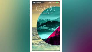 Wallpapers para iOS 7 - iPhone/iPod Touch
