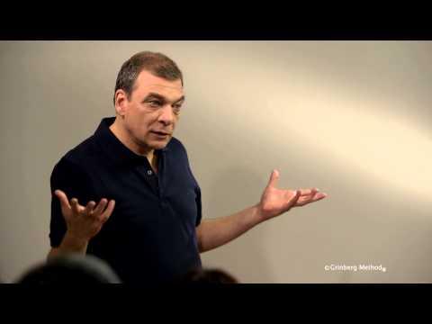 Grinberg Method, Avi Grinberg talks about personal history