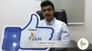 Dr Apoorv Grover Vision Eye Centre, Delhi