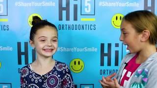 Braces According to Kids - Hi 5 Orthodontics
