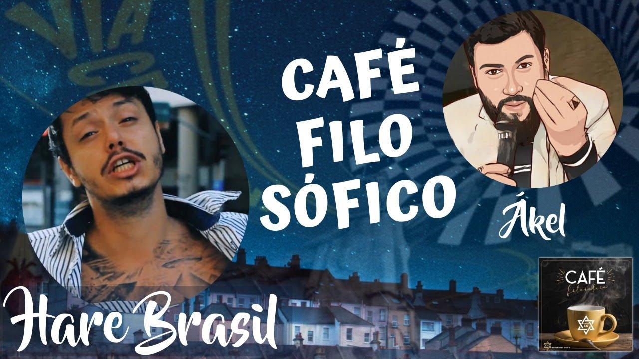 🛸 HARE Brasil com AKEL em um CAFÉ FILOSÓFICO | Traficando Informação e Via Celestina