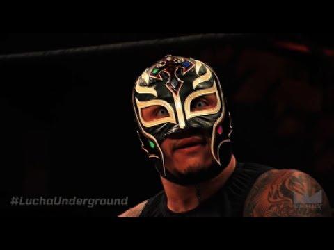 Lucha Underground - El Rey Mysterio vs Prince Puma -HIGHSPOTS-