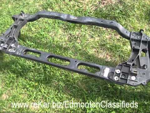 Edmonton Classified Ads 2009 Dodge Ram Radiator Support