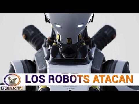Robo Recall La rebelión de los Robots - VR Realidad Virtual Parte 1
