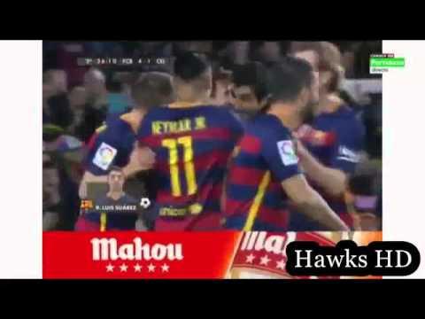 Barcelona vs Celta Vigo 6 1 All Goals and hgihlights 14 2 2016