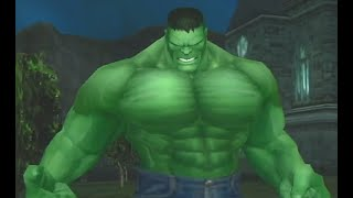 The Incredible Hulk: Ultimate Destruction // Chapter 1 - The Enemy Within