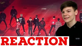 REACTION TO EXO - Diamond + Coming Over + Run This + Drop That + Power @ EℓyXiOn in Seoul [Part 1]