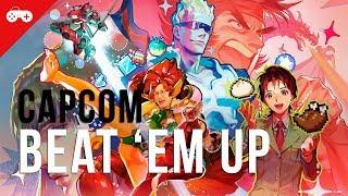 Vamos reviver clássicos da pancadaria em Capcom Beat'em Up Bundle no nosso gameplay AO VIVO!