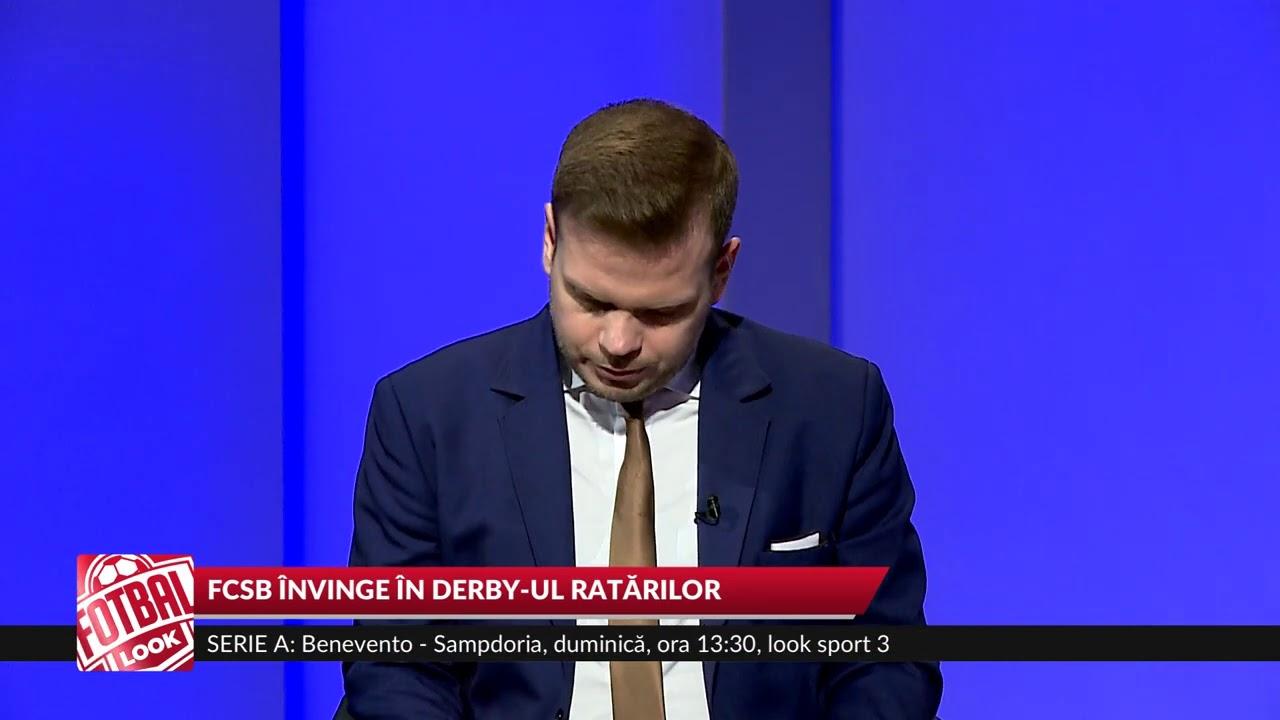 Fotbal Look. Care au fost minusurile lui Dinamo în derby-ul cu FCSB