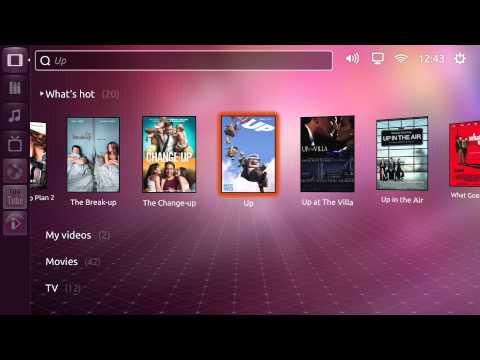Video de Ubuntu for TV