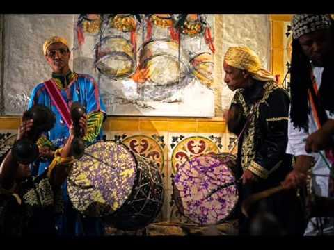 Morocco Gnawa Music Part 12