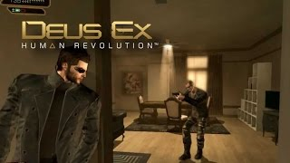 Lesser Evils is an optional side quest in Deus Ex Human Revolution It is given to Jensen by Tim Carella After returning to Sarif Industries from the plant mission