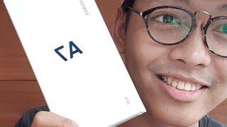 Unboxing Samsung Galaxy A7 2018 LIVE dari Malaysia!