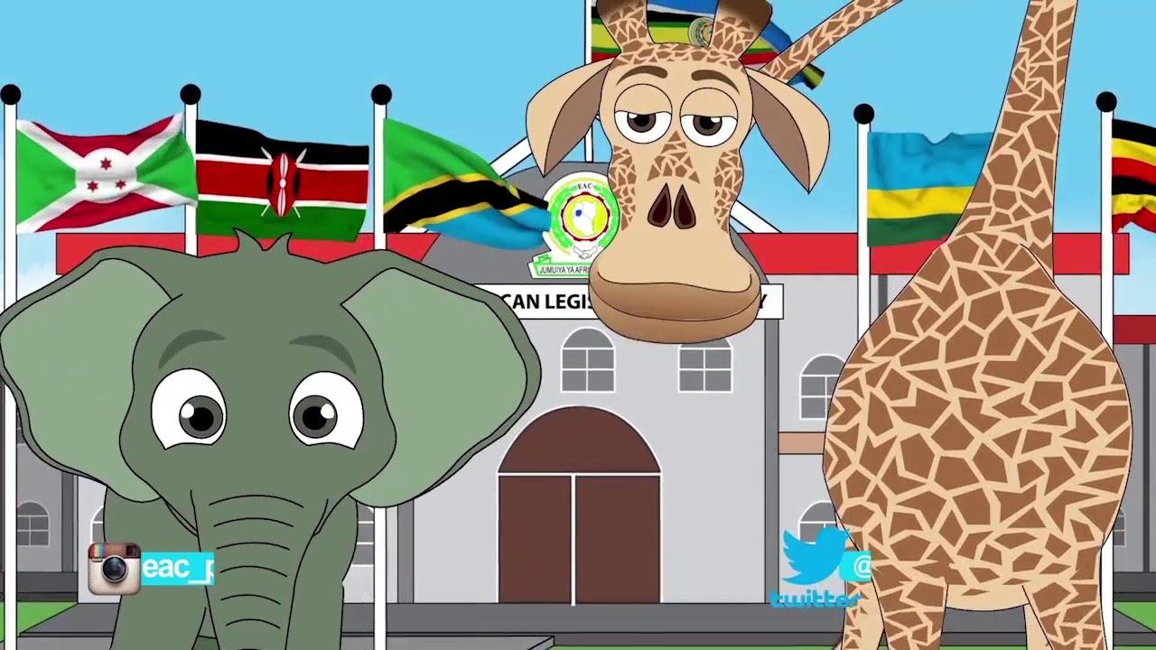 What is the East African Legislative Assembly? - EALA + Ubongo Kids