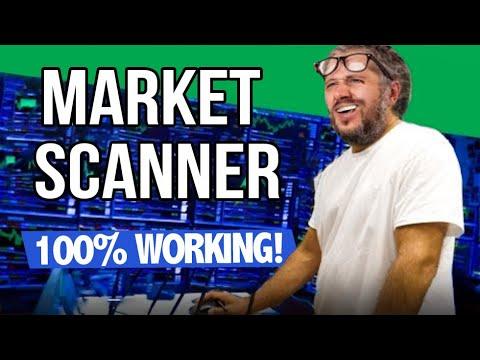 Trade Ideas Scanner That Works – NinjaTrader 8 LIVE Market Scanner!  💰 💲