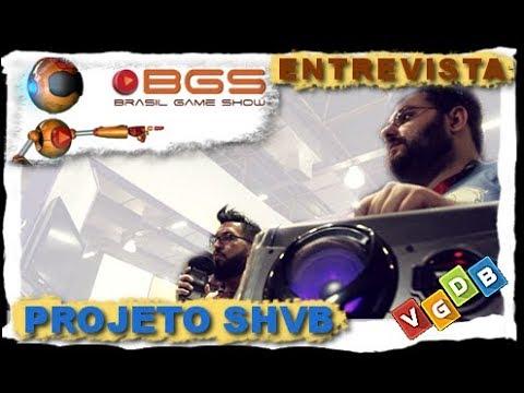 Entrevista com Fábio Santana do Projeto SHVB - BGS10