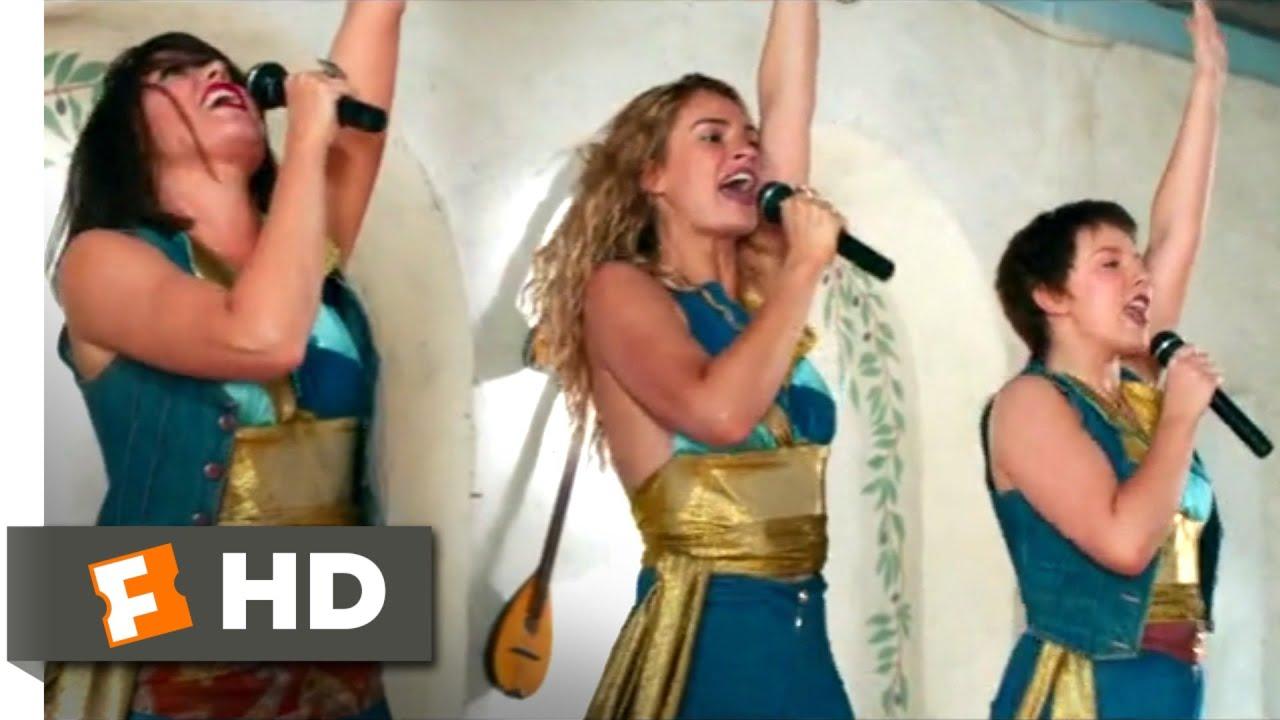 Download Mamma Mia! Here We Go Again (2018) - Mamma Mia Scene (5/10) | Movieclips