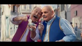 Algida Maraş - Rasim Öztekin & Altan Erkekli Reklam Filmi 2017