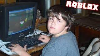 roblox kid proves santa is real