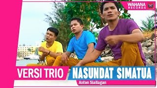 VERSI TRIO - Nasundat Simatua (Official Video) | Lagu Batak Populer