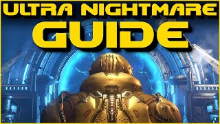 ULTRA NIGHTMARE Guide and Tips for DOOM Eternal