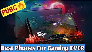 {Hot} Best Phone For Gaming | PUBG Mobiles | Top 5 Best Android Phone For Gaming | Techno Saroha