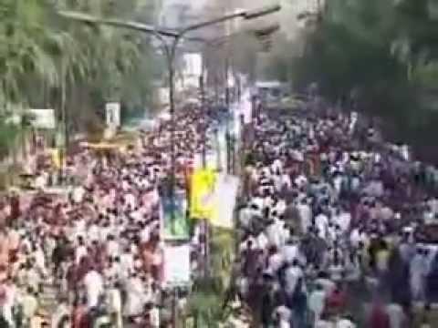 28th October 2006 Awami league Logi boithar tandob Polton part 1 - YouTube