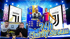 FIFA 19: SERIE A TOTS PACK ESKALATION !! 24h Charity Stream !!