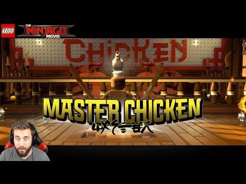 Defeating The Master Chicken?! | LEGO Ninjago Movie Videogame - 1