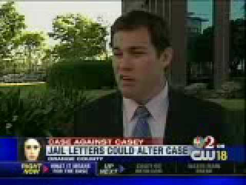 Casey Anthony: Jailhouse Letters Reveal Shocking Evidence