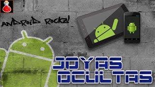 JOYAS OCULTAS DE TELEFONOS MÓVILES -Juegos poco conocidos para Smartphones