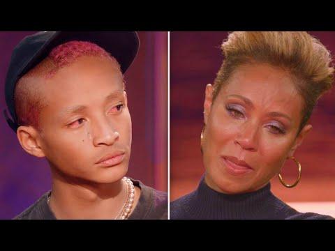 Jaden Smith Confronts Mom Jada Pinkett Smith On Red Table Talk