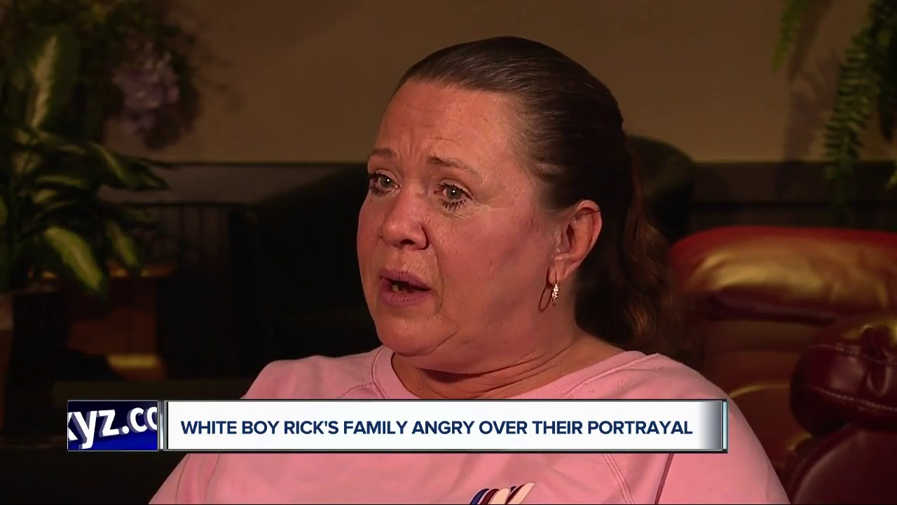 Sister of White Boy Rick angry about how her family was portrayed in movie