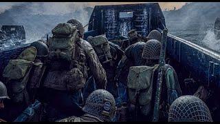 D-Day - Omaha Beach / Normandy 1944 - Call of Duty  - 4K