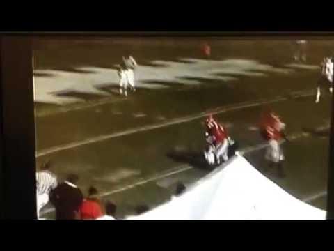ex-Kansas State and NFL running back Joe Hall at Palomar College