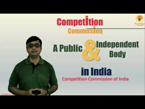 Competition Commission of India (CCI) Economy Concepts for MPSC UPSC