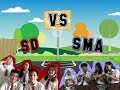 Kids jaman Old or Kids jaman Now ? SD vs SMA !!!
