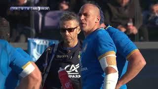 Italy vs Argentina - Rugby - November 18 2017
