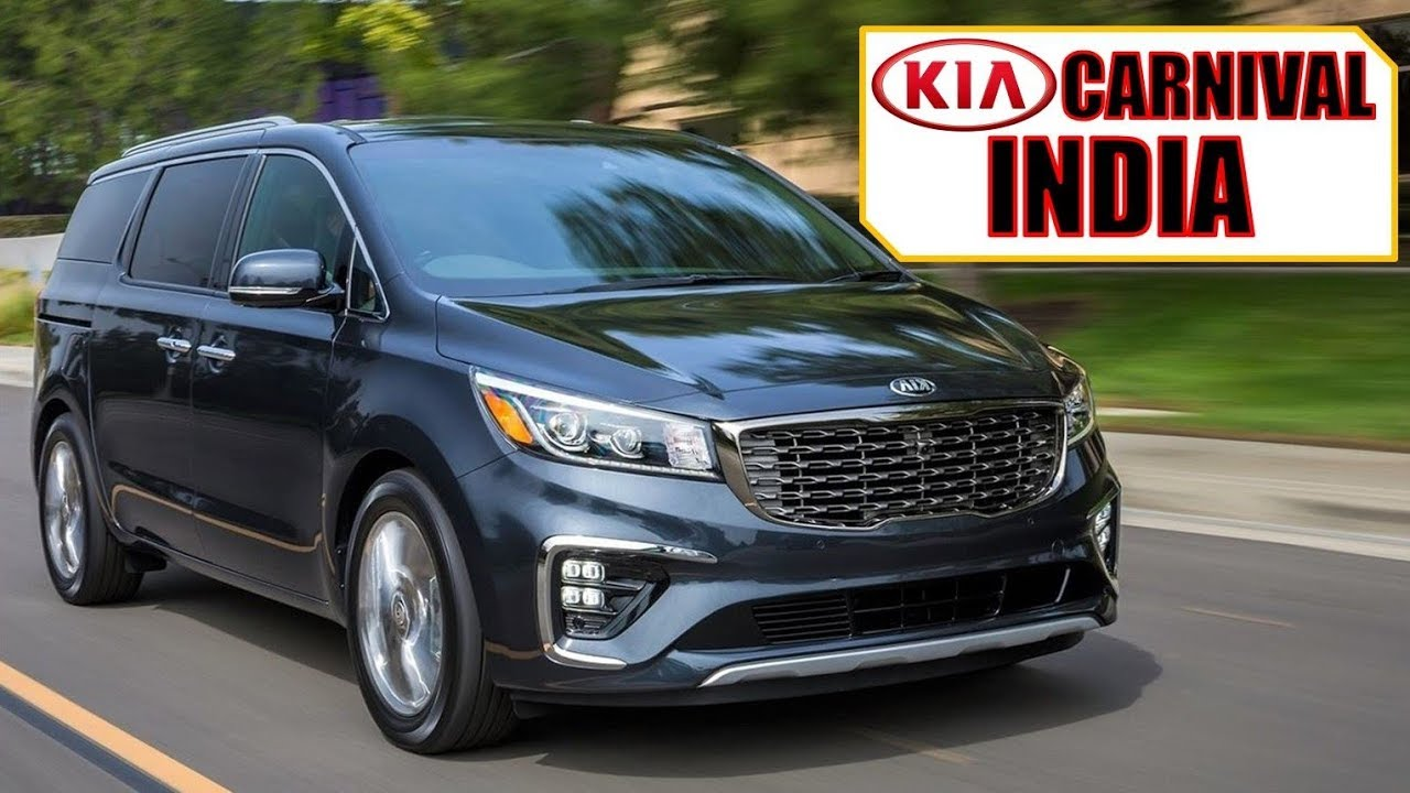 Kia Grand Carnival Sedona India Launch Price Features And All Details Youtube