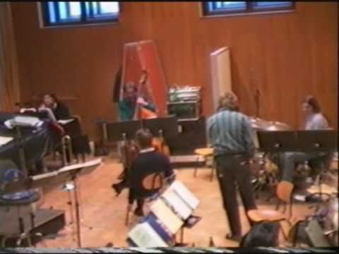 Mark Murphy rehearsal (part 4/4) with the RIAS Big Band Berlin, March 12th, 1997
