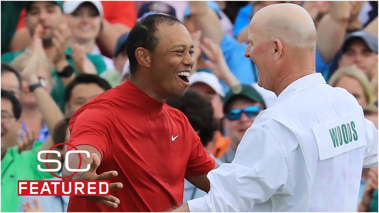 Tiger Woods' caddie relives the 2019 Masters | SC Featured