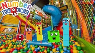 Numberblocks 1 - 10 NumberBlocks Full Episodes Numberblocks Hide And Seek Learn To Count Cartoons