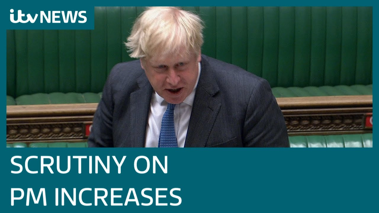 Download Electoral Commission investigation into Boris Johnson's Downing Street flat refurbishment | ITV News
