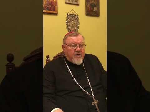 Bp Antoni Dydycz - XVIII Dzień Modlitwy i Pomocy Materialnej Kościołowi na Wschodzie