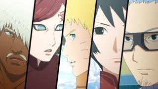 BORUTO Episode 24 Anime -ボルト- Review: New 5 Kage Summit ボルト 検索動画 40