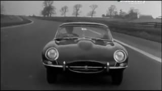 Новая жизнь ретро автомобилей Jaguar E type