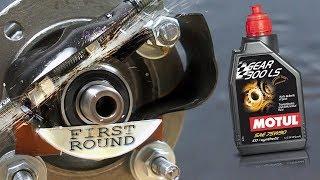 Motul Gear 300 LS 75W90 Jak skutecznie olej przekładniowy chroni skrzynie?
