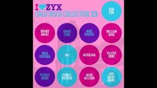 ZYX Italo Disco Collection Volume 23 MiniMix
